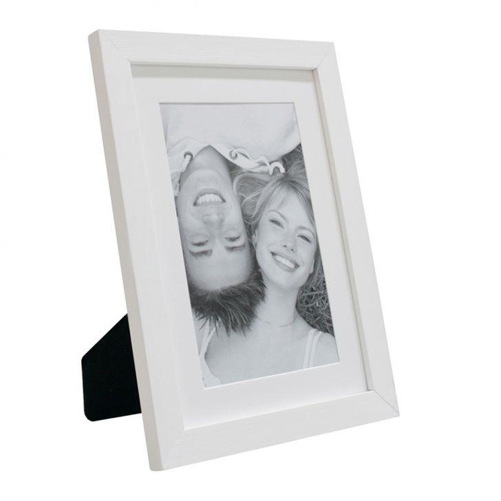 Porta-retrato 20x25 Stella Branco