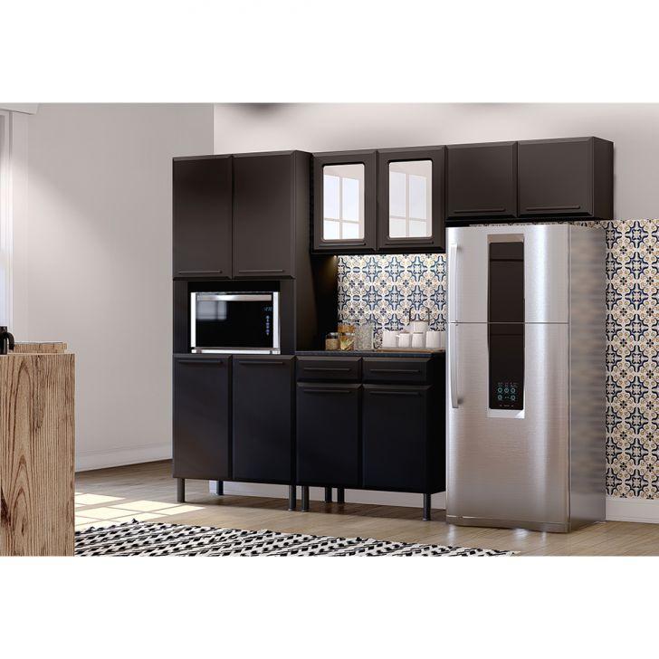 Cozinha Completa Felici 10 Pt 2 Gv Preta