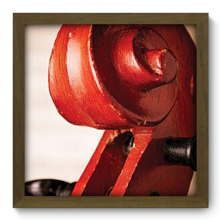 Quadro Decorativo - Violoncelo - 063qdgm