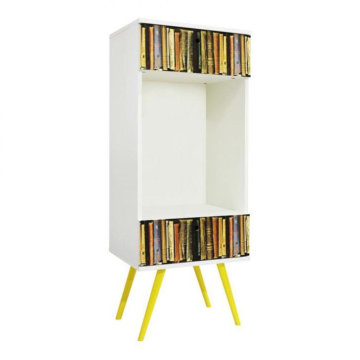 estante-vertical-2-gavetas-branco-0780-livros-phorman