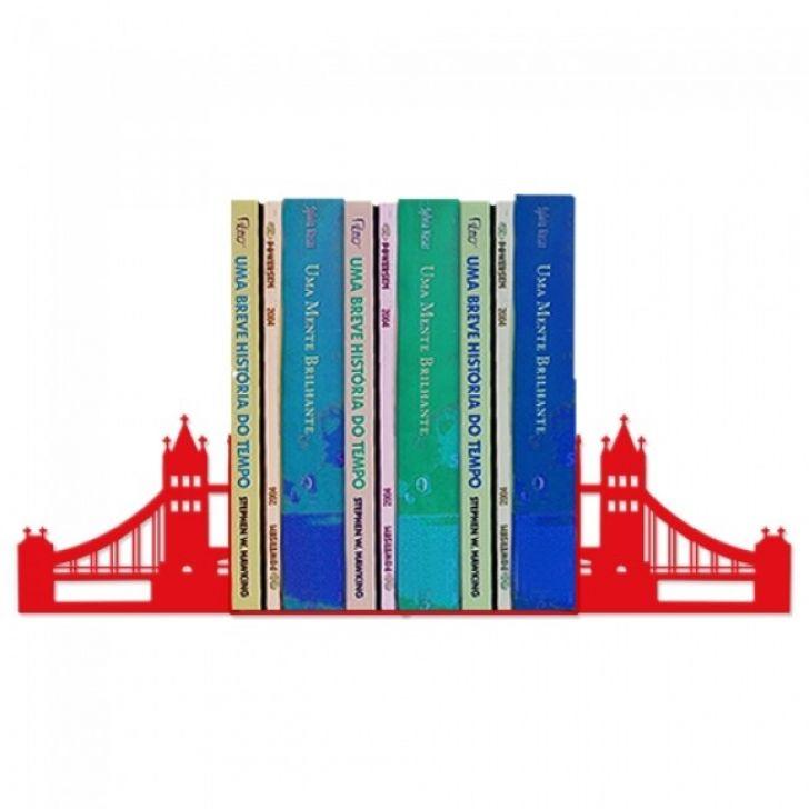 Adesivo De Bailarina Para Quarto ~ Aparador de Livros Ponte Londrina Vermelha