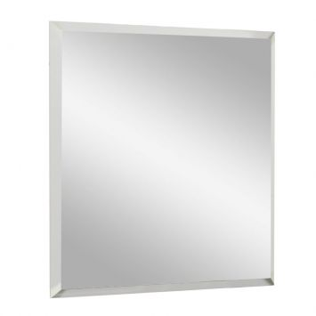Espelheira Modelo 50 Branco Tomdo ESPELHO
