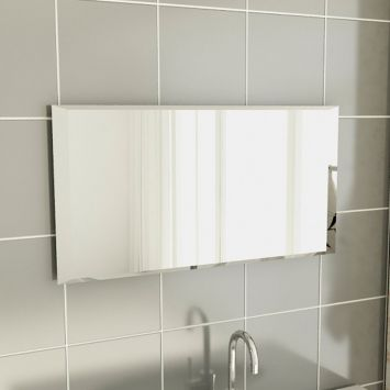 Espelho de Banheiro 28 Retangular 40 x 80 cm Tomdo Espelheira 28 80CM
