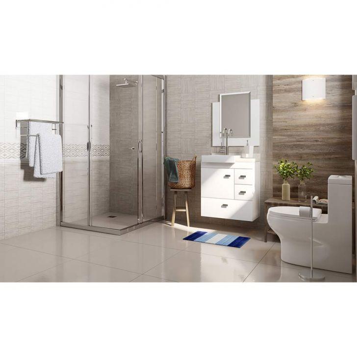 Gabinete Com Pia Para Banheiro Travertino Branco -> Gabinete De Banheiro Travertino